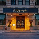 Image for the Tweet beginning: The Algonquin Hotel in New