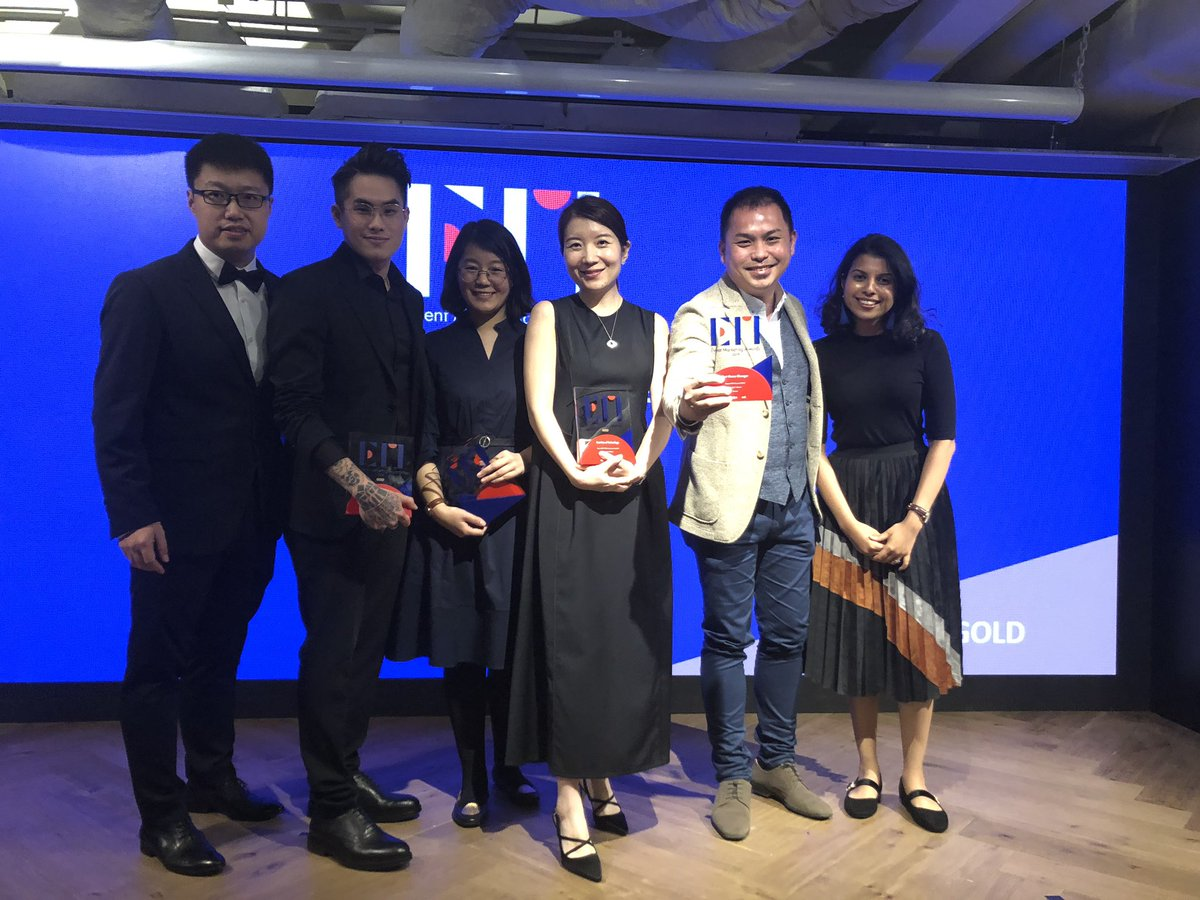 A huge shout out to our Greater China GPJ Team, recognized for 7 Event Marketing Awards (including Best Game Changer, Best Digital Experience, and Best Live Event) on their work with our equally amazing clients at Tencent. Congratulations to all! #GPJProud #GPJMade #GPJLife