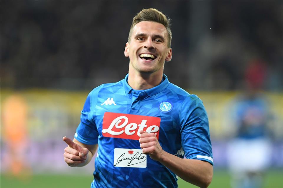 Il Napoli Online's photo on azzurra