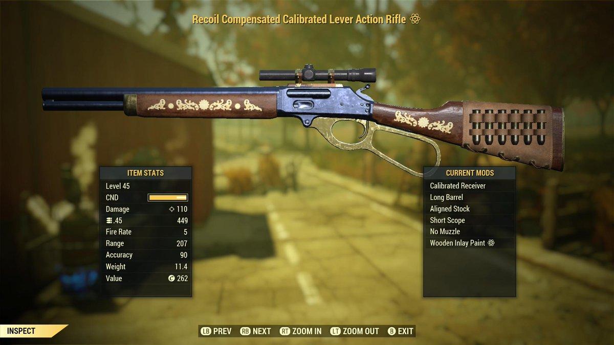 Fallout 4 Lever Action Rifle Mod – Confsden com