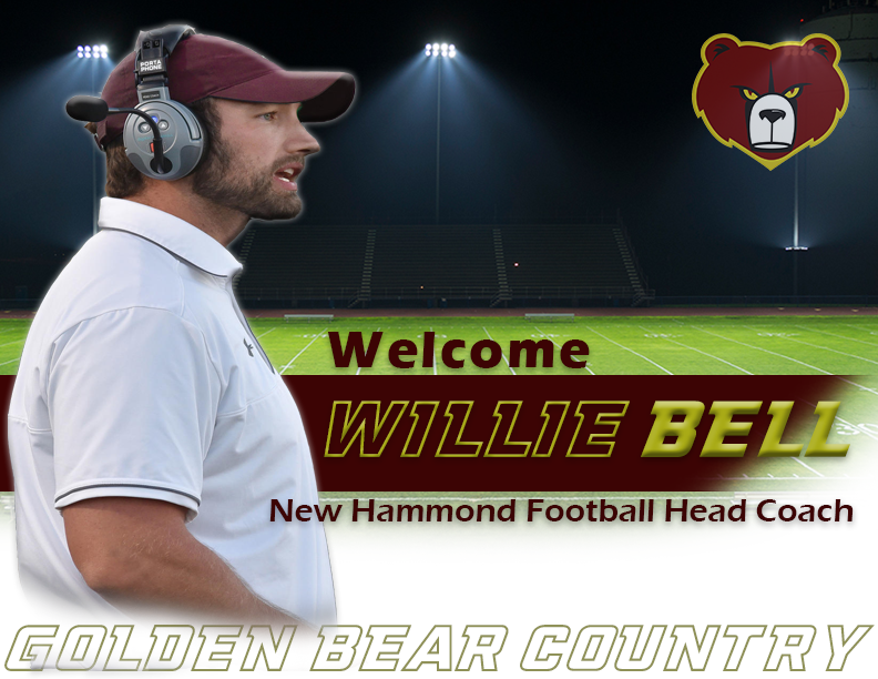 We are excited to announce the hire of New Head Football Coach Will Bell @WBell_86. Welcome to Golden Bear Country. #BearDown <br>http://pic.twitter.com/n1BrSAjZrw