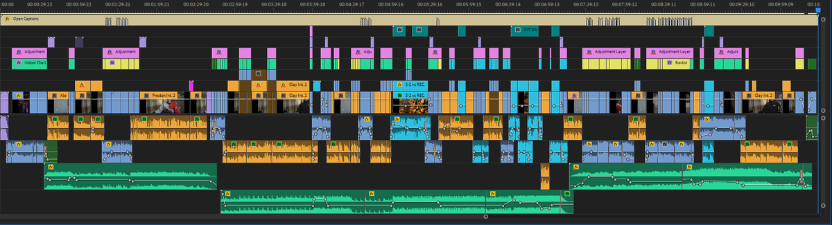 not too long now until #TheAscent drops, short episode than what I'm used too but as you can tell by the mango timeline, lots of explanation about what happened this event from the guys. hope y'all enjoy 🤠