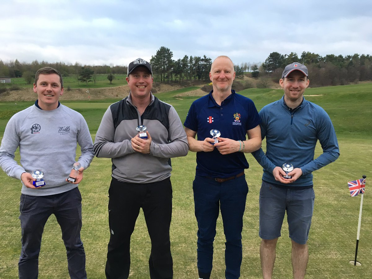 test Twitter Media - And the overall winners of the #GCBGolfDay2019 at @CirencesterGolf are @CheltCricket with team member Aled Howell also scooping the individual prize! Congratulations! https://t.co/jAHpEzNF79