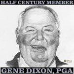 Image for the Tweet beginning: Gibby Gilbert, PGA & Gene