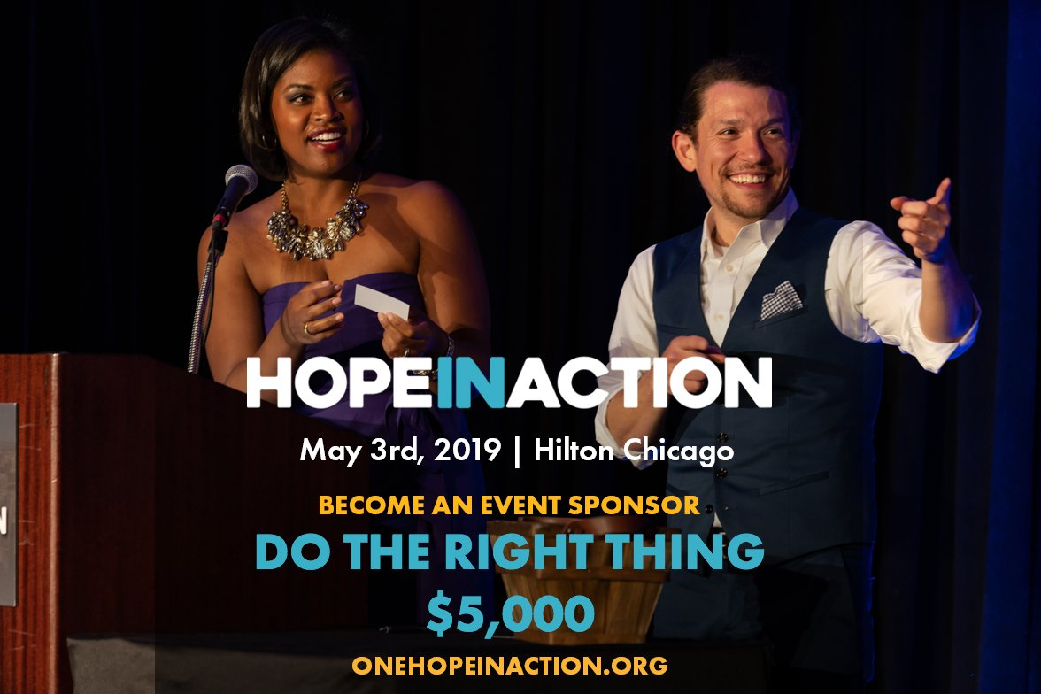 "test Twitter Media - Become an event sponsor at OHU's 2019 Hope In Action! Select the ""Do The Right Thing"" package to enjoy a remarkable night which will include 2 VIP tickets, 5 Event tickets, inclusion in media coverage, and much more. Sponsor today at https://t.co/72MplbEdWg https://t.co/vWNqQEzBPR"
