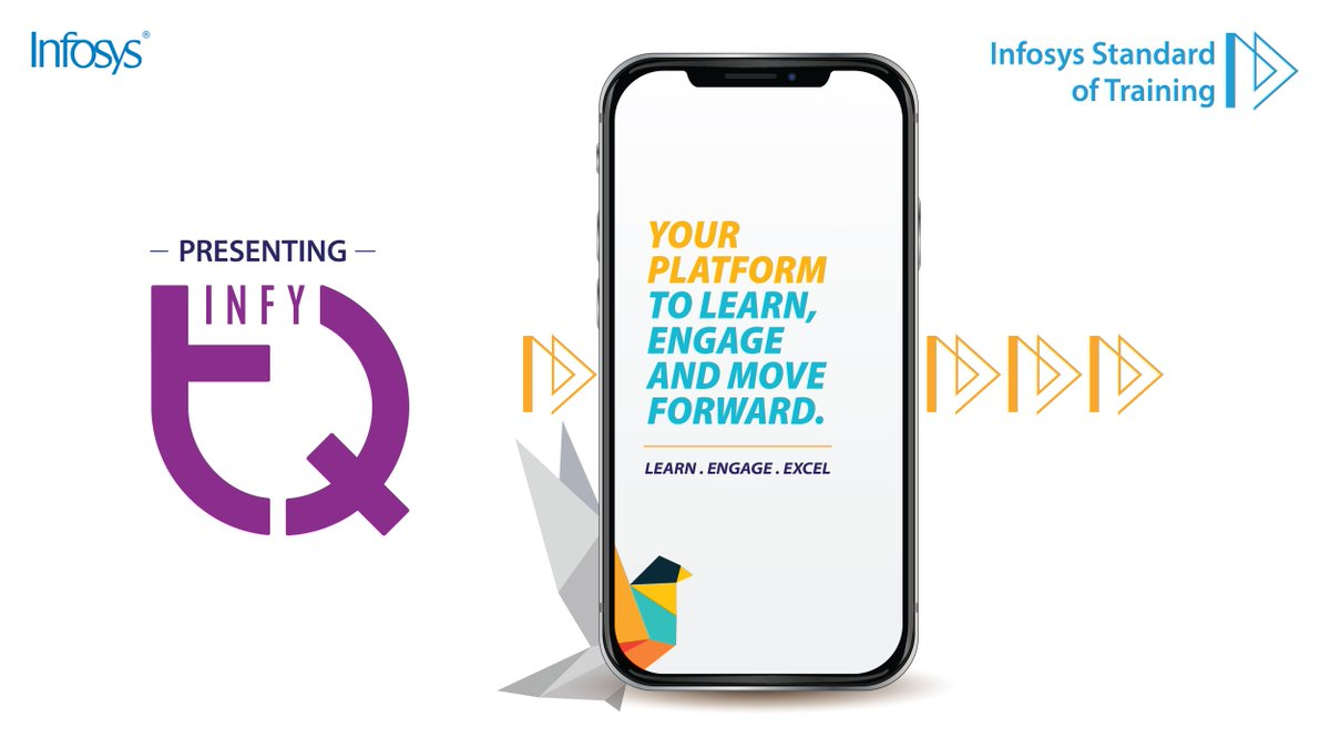 #InfyTQ is Infosys next-generation learning and engagement platform for students. It will help them to not just keep up with the ever evolving world of technology but also transcend it and make themselves future ready. Know more: http://infy.com/2TTHrCo  #ForwardWithInfosys