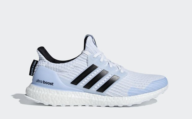 the best attitude 9f634 6e68e Game of Thrones x Adidas UltraBoost 4.0 « White Walkers ...