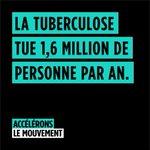 Image for the Tweet beginning: La tuberculose est la maladie