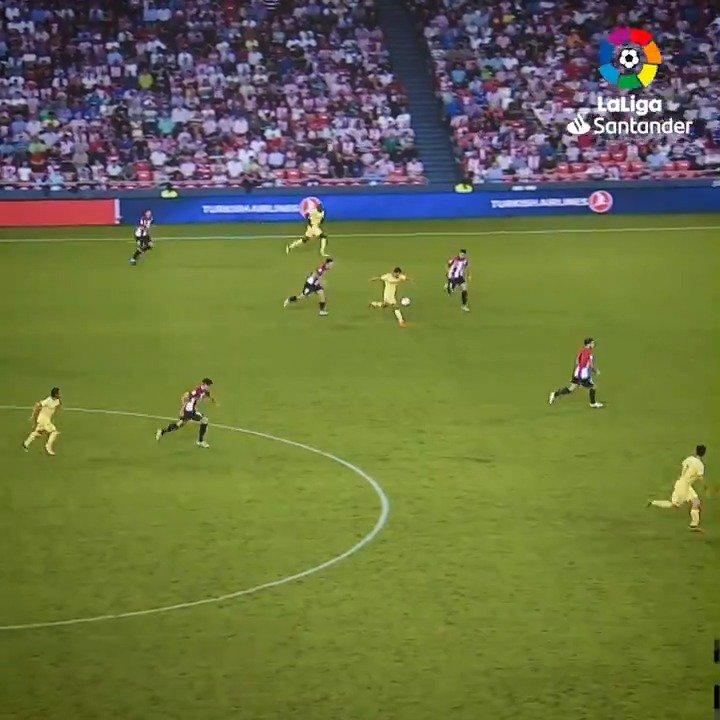 Seria esse o melhor gol da temporada? 💥  @pablofornals