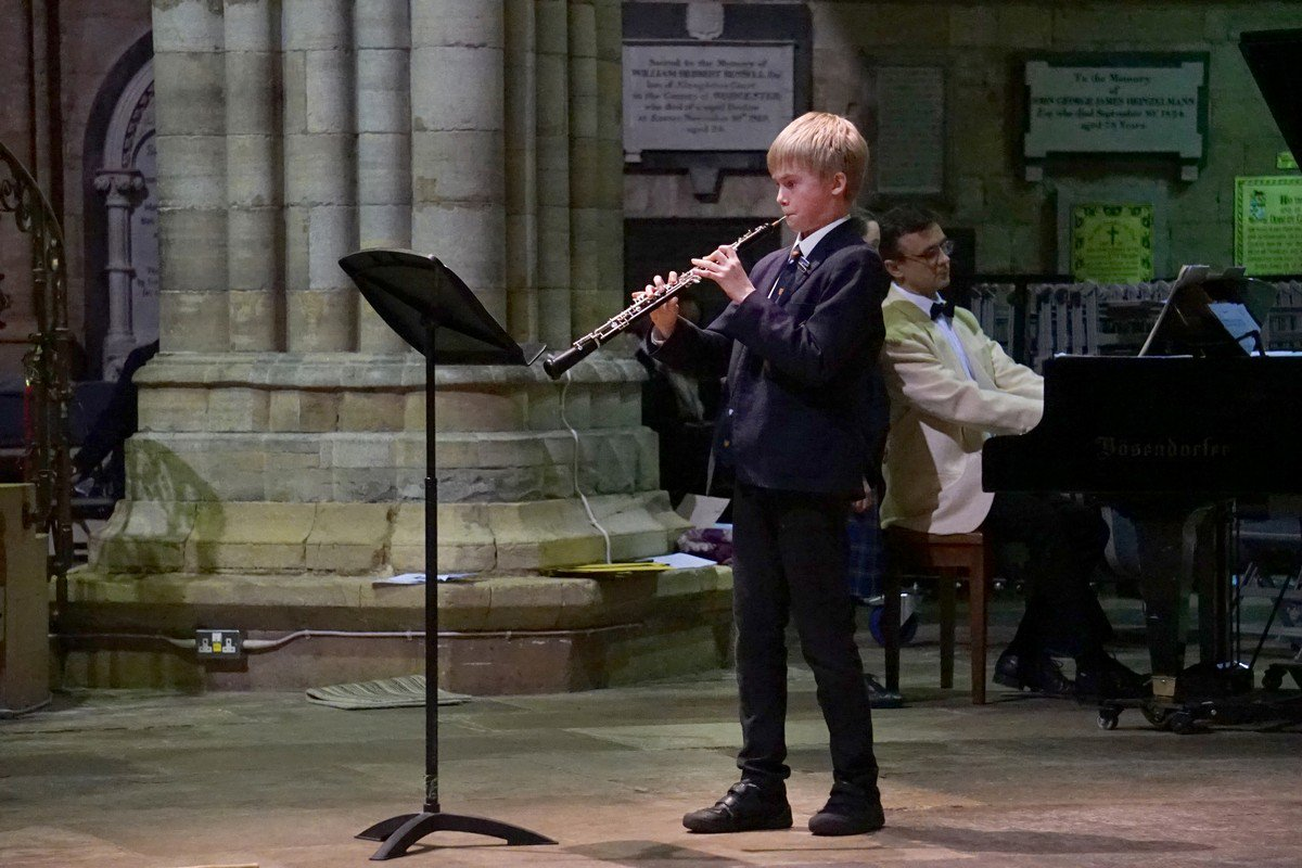 Charity Concert: Super solo performances from our experienced musicians and singers! #Music #CharityConcert https://t.co/UmLQE1htzT