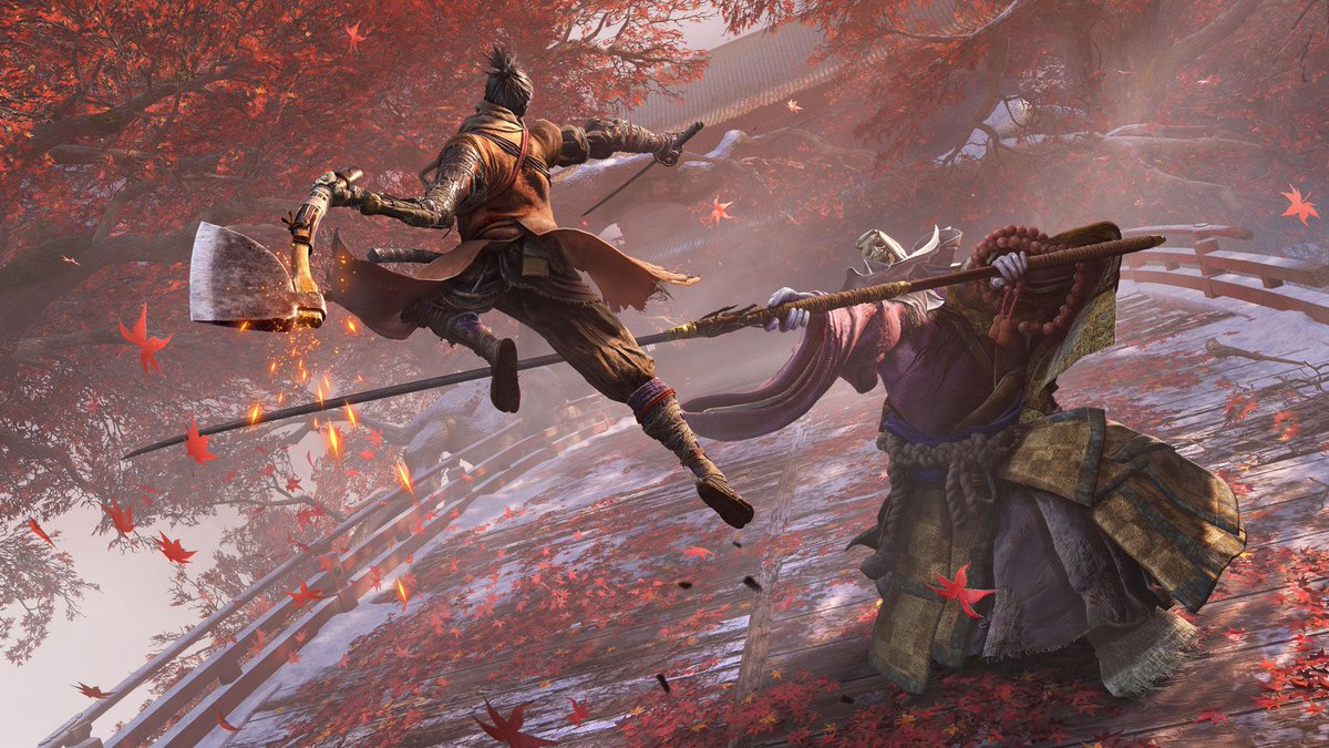 Xbox One consoles include Sekiro: Shadows Die Twice for free at Newegg