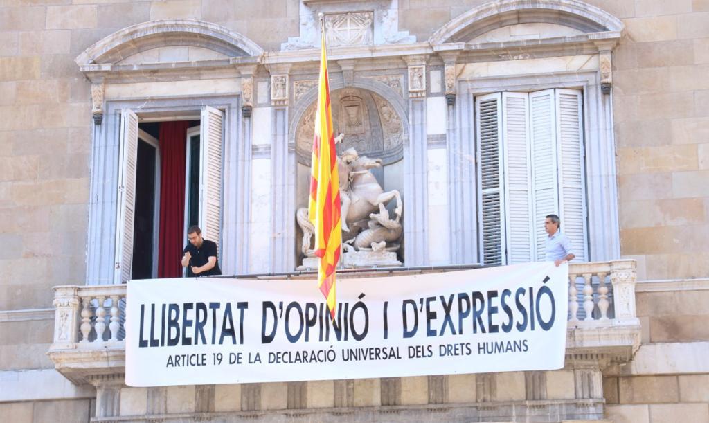 Catalunya Informació's photo on Palau de la Generalitat