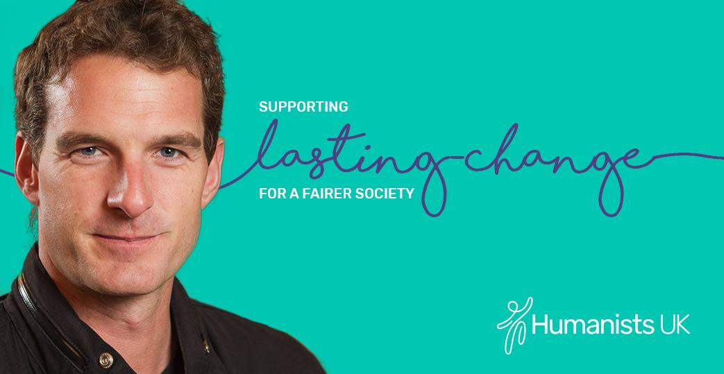 &#39;I&#39;m a humanist because none of the faiths have produced any reliable evidence for me to be anything else. My study of history has convinced me that man has invented god, not the other way round.&#39; - Dan Snow, Humanists UK patron. Agree? Join!   https:// humanism.org.uk/join?utm_sourc e=facebook&amp;utm_medium=ad&amp;utm_campaign=PatronTweetsFeb19&amp;utm_content=DanSnow &nbsp; … <br>http://pic.twitter.com/IGGRXlHR46