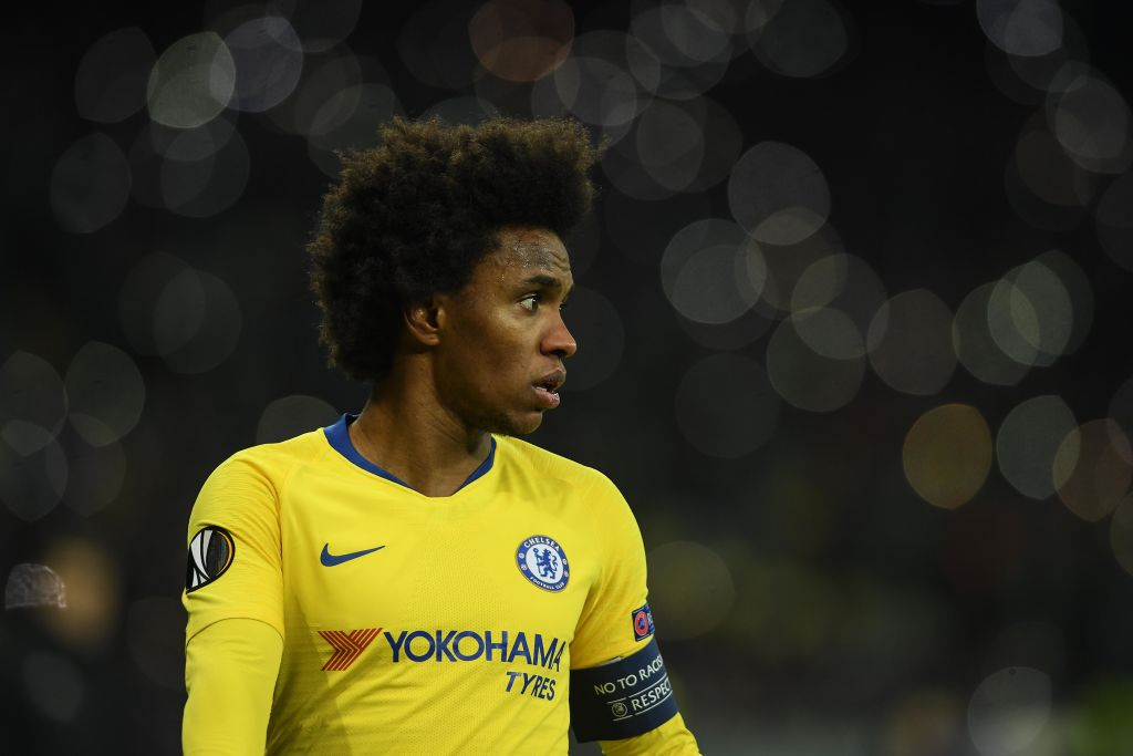 Willian: Has made more key passes (32) than any other player in the Europa League this season  For more player stats -- https://www.whoscored.com/Players/29463/Show/Willian …