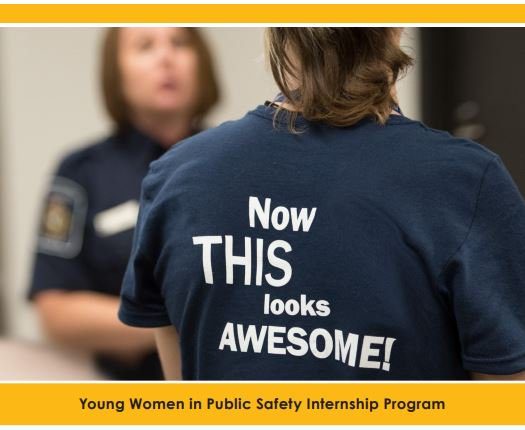 Young Women in the Public Safety Internship Program will help build a diverse workforce, create positive impacts for the lives of women, and shape the future of public safety and security in Canada. Learn more: http://ow.ly/As2D30o9p24