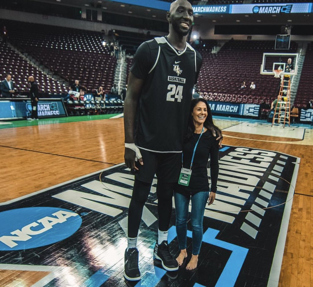 Image result for tacko fall tracy