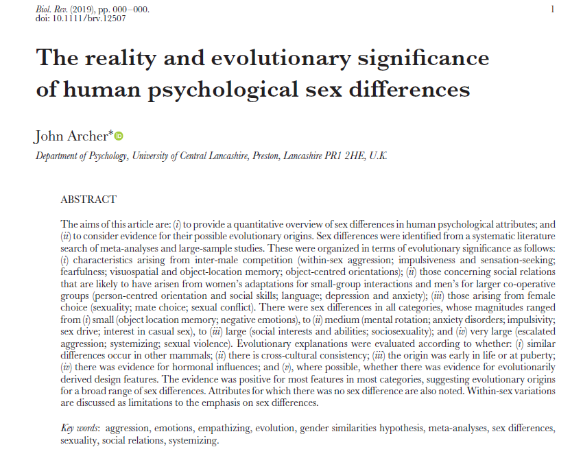 Sex differences in visuospatial memory