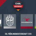 Image for the Tweet beginning: Zwei spannende #LeagueOfLegends Halbfinale erwarten