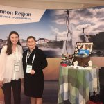 Image for the Tweet beginning: Promoting @Shannon_Region @AIPCO_Ireland #makeitshannon