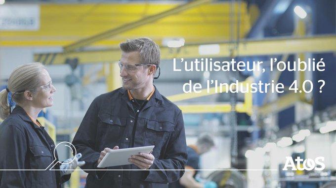 L'#IndustrieDuFutur accorde parfois peu de place aux opérateurs et aux techniciens. Pourtant,...