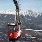Image for the Tweet beginning: Weekend plans? The Jasper SkyTram