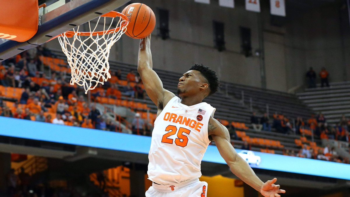 Tyus Battle leaving Syracuse for NBA draft
