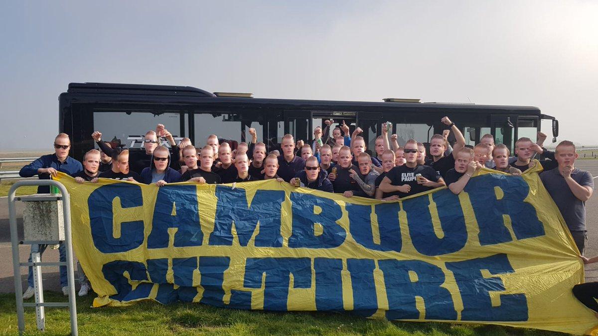 Welkom terug Knalling #Cambuur  #awaydays