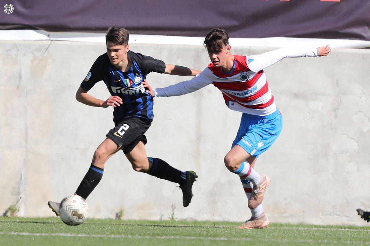 ⏱️ | FIM DE JOGO  Acaba a aventura dos nossos ragazzi do sub-19 nas quartas de final da #ViareggioCup: o Club Brugge levou a melhor por 0 a 3.   #InterYouth