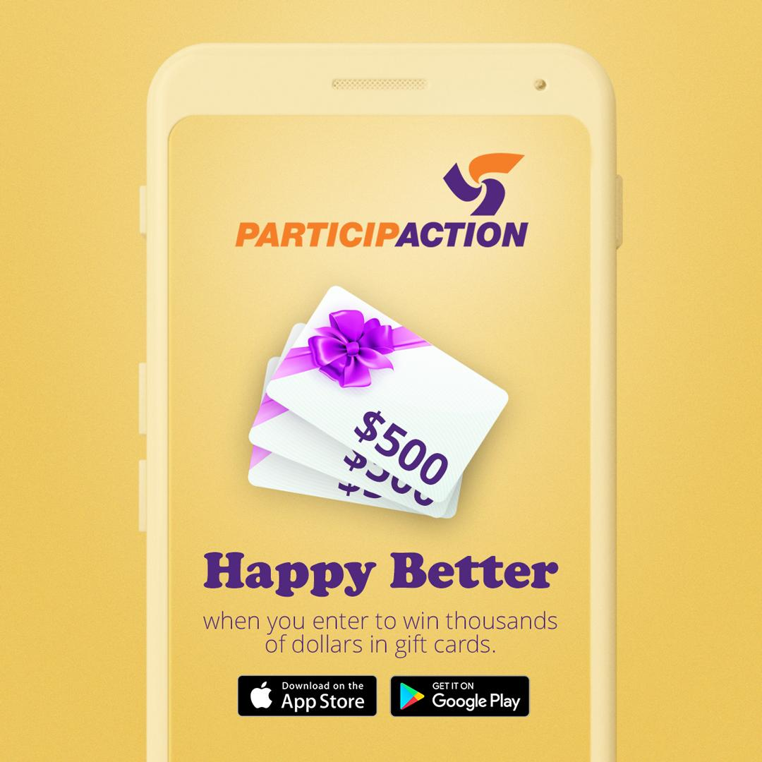 ParticipACTION on Twitter: