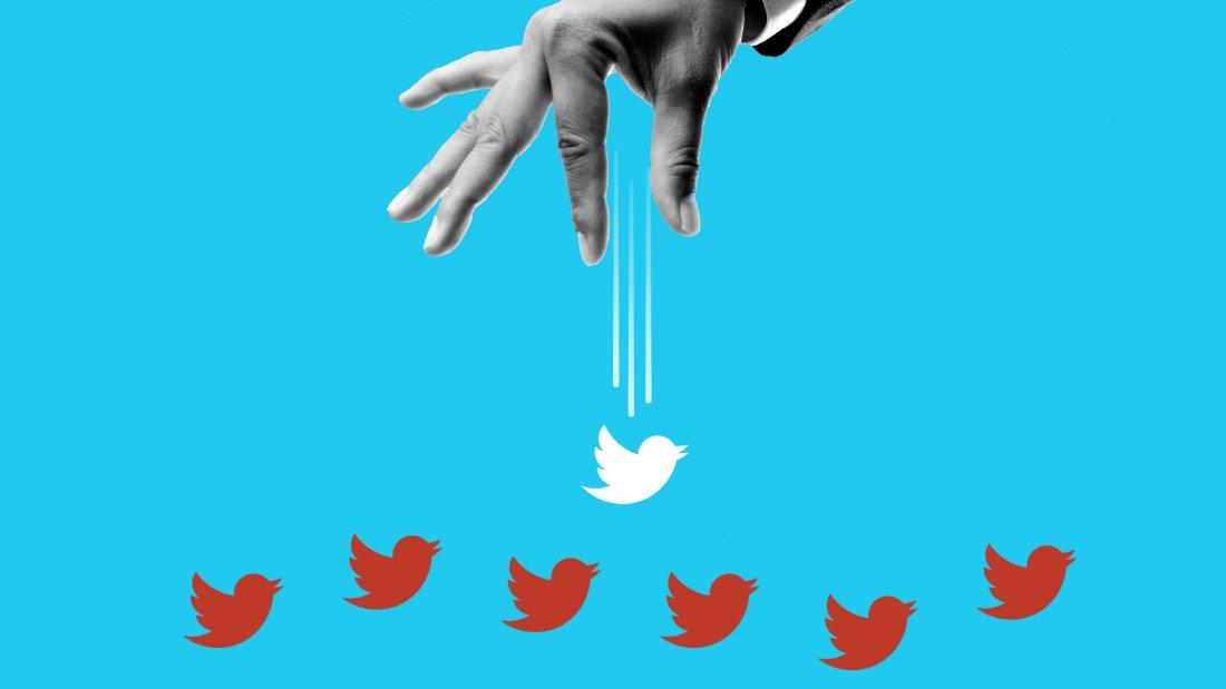 How Twitter's algorithm is amplifying extreme political rhetoric https://t.co/vNFamj01yY https://t.co/QQ1w2vDypG