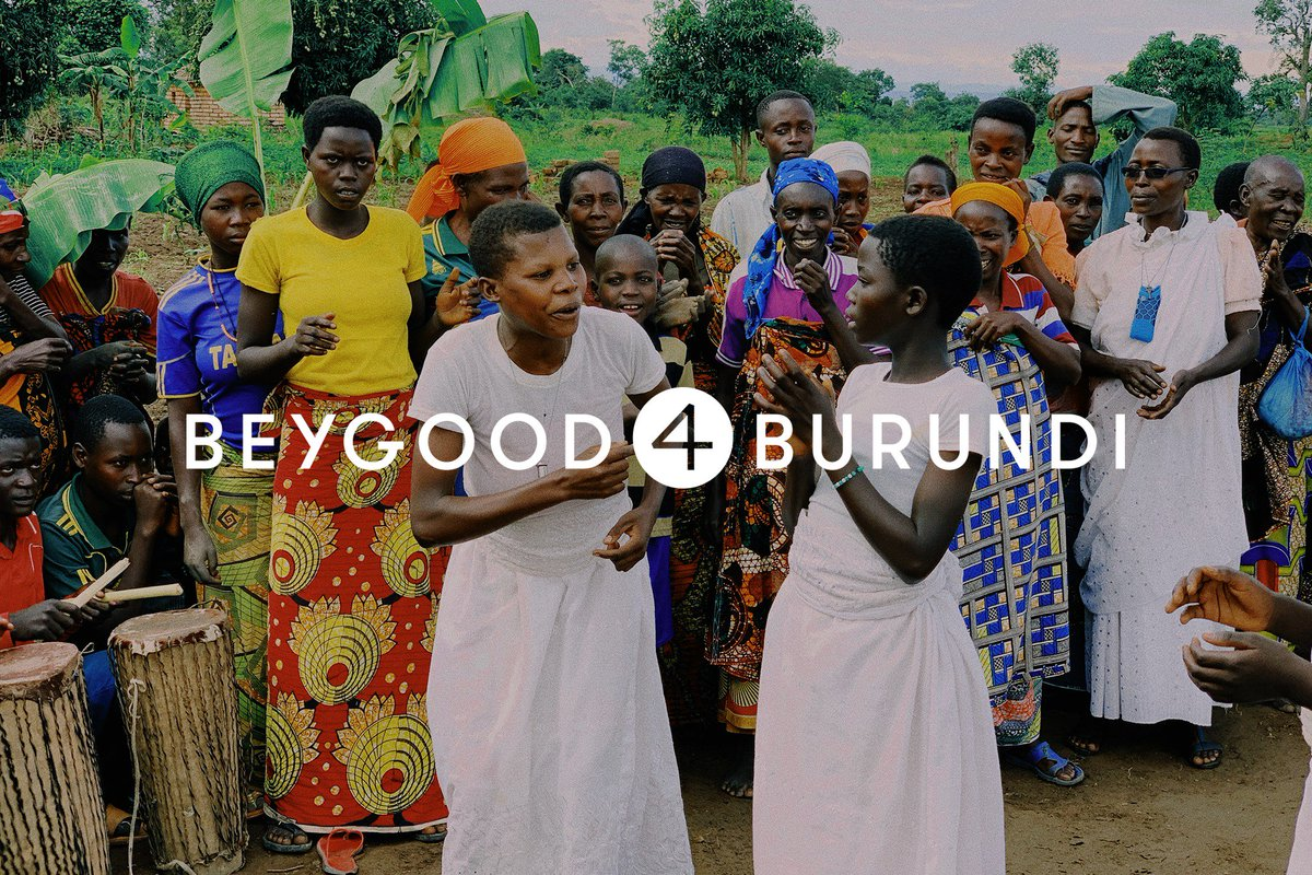 Beyonce's #BEYGOOD4BURUNDI has helped build & rehabilitate 84 water points so far, delivering clean, safe water to over 30,000 people.  #BETAwards #humanitarian #Philanthropist #philanthropy