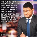 Image for the Tweet beginning: Let's talk reparations. Full piece: