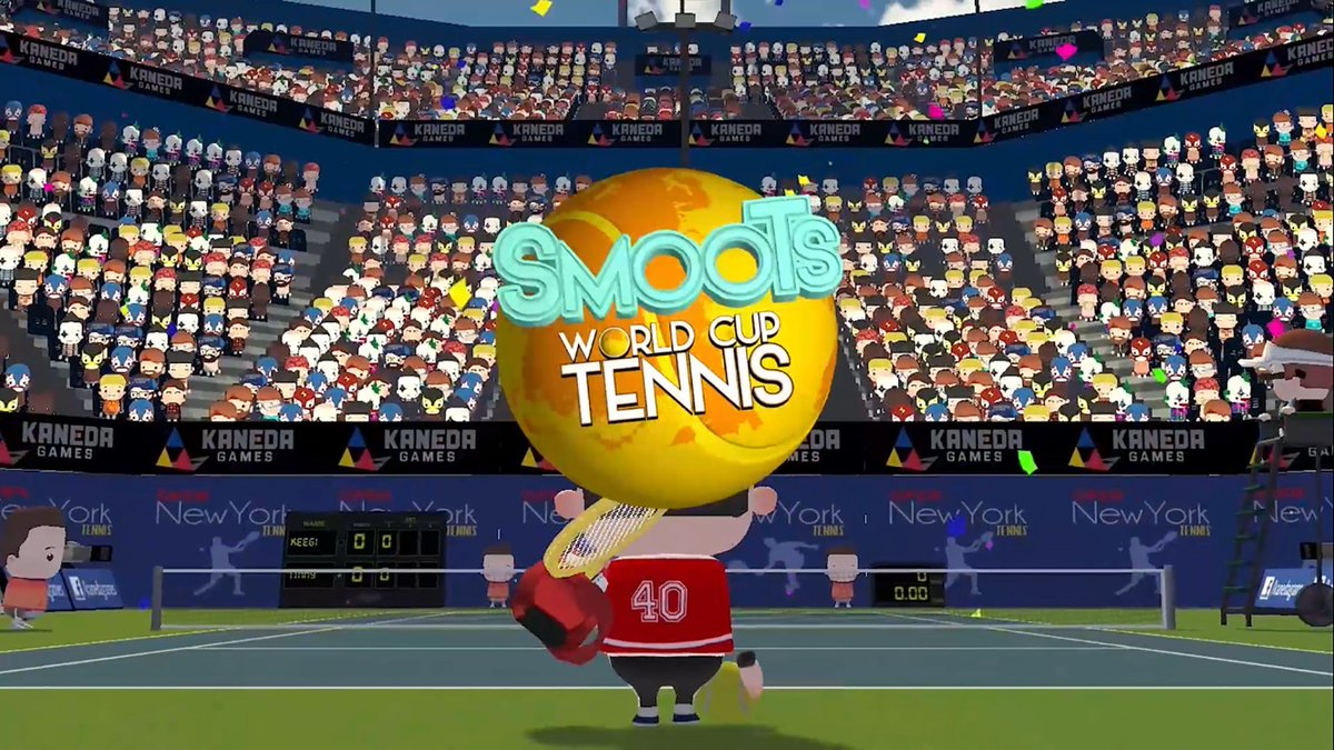 "Smoots World Cup Tennis is now available for Digital Pre-order and Pre-download on Xbox One <a href=""http://mjr.mn/ptHzM"" rel=""nofollow"" target=""_blank"" title=""http://mjr.mn/ptHzM"">mjr.mn/ptHzM</a> https://t.co/bOZCWFz5gA."