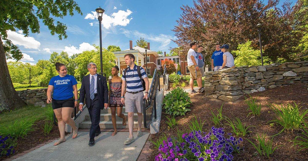 Assumption College Alumni's photo on #FactFriday
