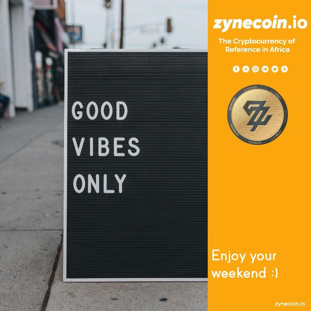 Zynecoin's photo on #WeekendVibes