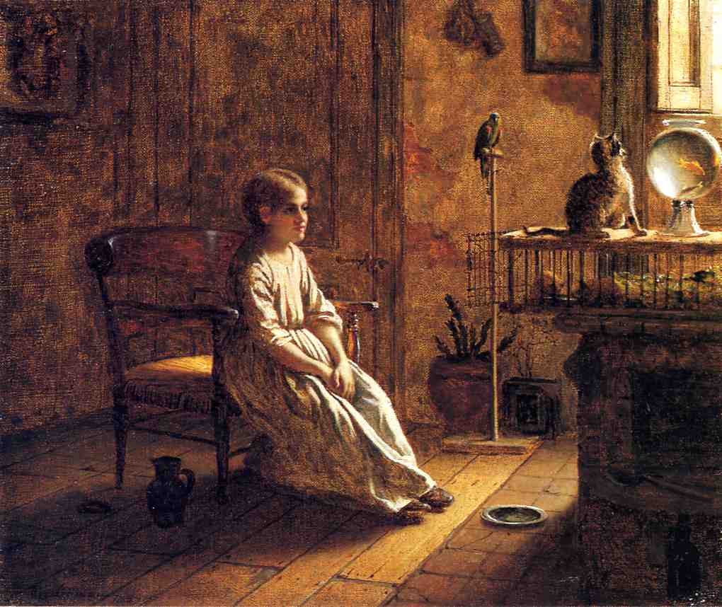 A Child&#39;s Menagerie, 1859 #johnson #realism<br>http://pic.twitter.com/wgN475hP26