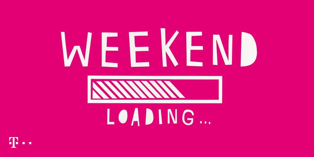 Social Media Post: Der Countdown läuft... Ihr habt euch dieses Wochenende mal wieder...