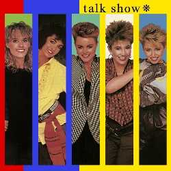 The Go-Go&#39;s released their 3rd studio album &quot;Talk Show:&quot; today back in 1984. The album featured the hit single &quot;Head Over Heels&quot;. #80s #music<br>http://pic.twitter.com/PdlNOiXU7v