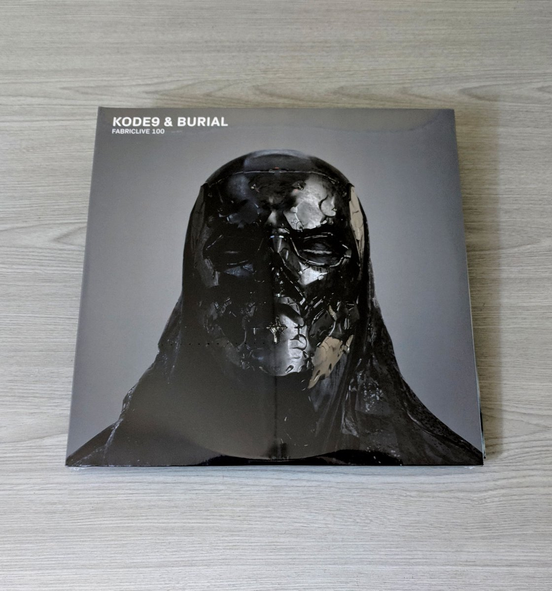 SALE: Kode9 and Burial – 'FABRICLIVE 100' - £15 for four LPs  Kode9 and Burial are electronic music royalty. Get this unique mix here:  https://www.normanrecords.com/records/172342-kode9-burial-fabriclive-100…