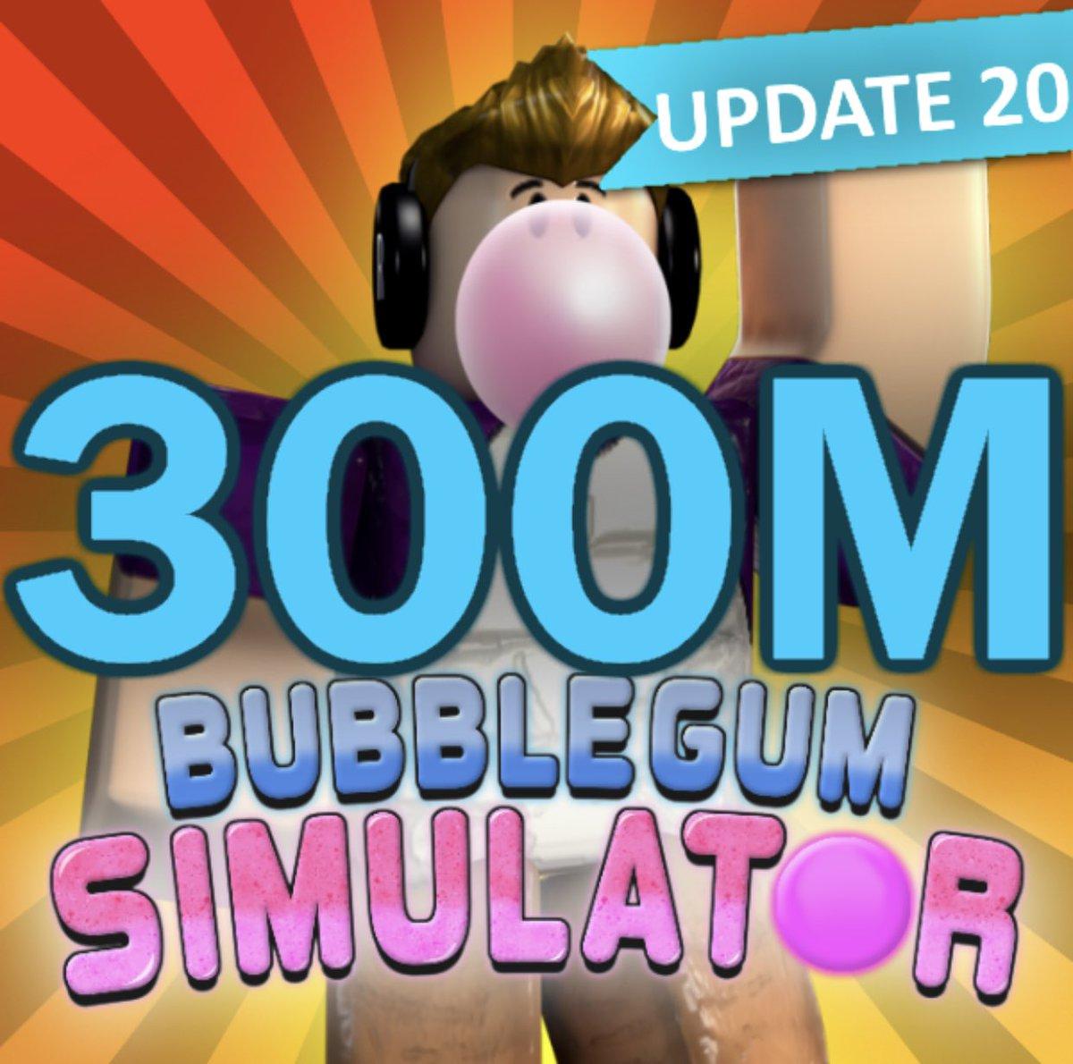 Code Roblox Wiki Bubble Gum Simulator