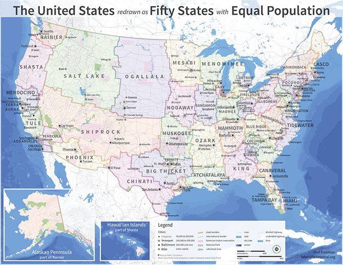 Who wins the Electoral College on this map?