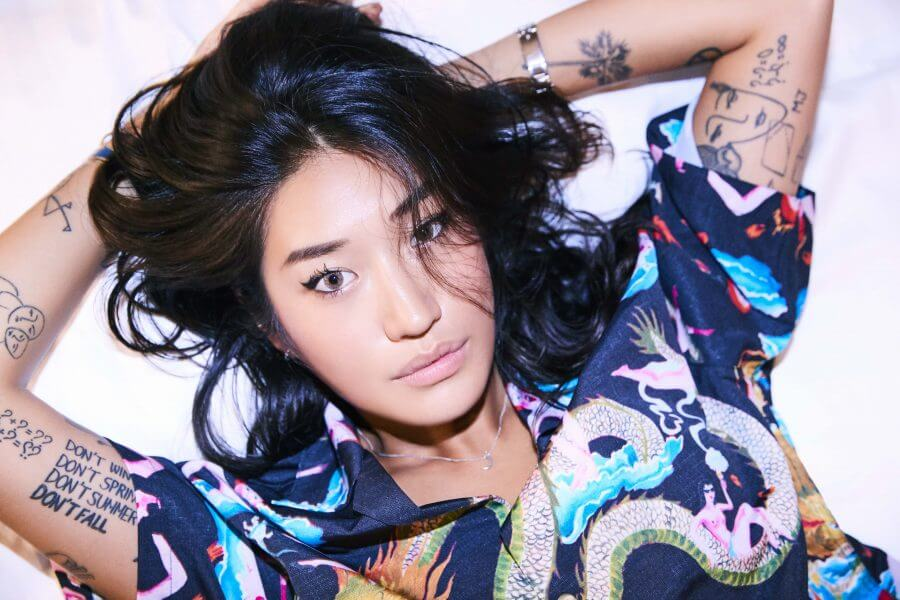 Social Media Post: Listen to the anthemic first single from Peggy Gou's new label...