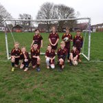 Image for the Tweet beginning: The Y5/6 football team played