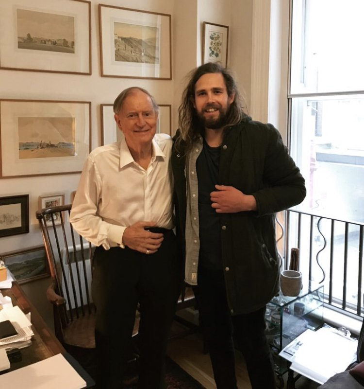 Fantastic meeting rehab pioneer @doctorlefever in #London today for the #podcast. Though we always have wonderful guests, it's not often we have one so intelligent, experienced and thoughtful. Coming soon! #aminormal #psychology #addiction #alcohol #drugs #rehab #robertlefever