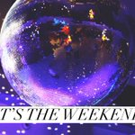 Image for the Tweet beginning: The weekend has started! Thanks