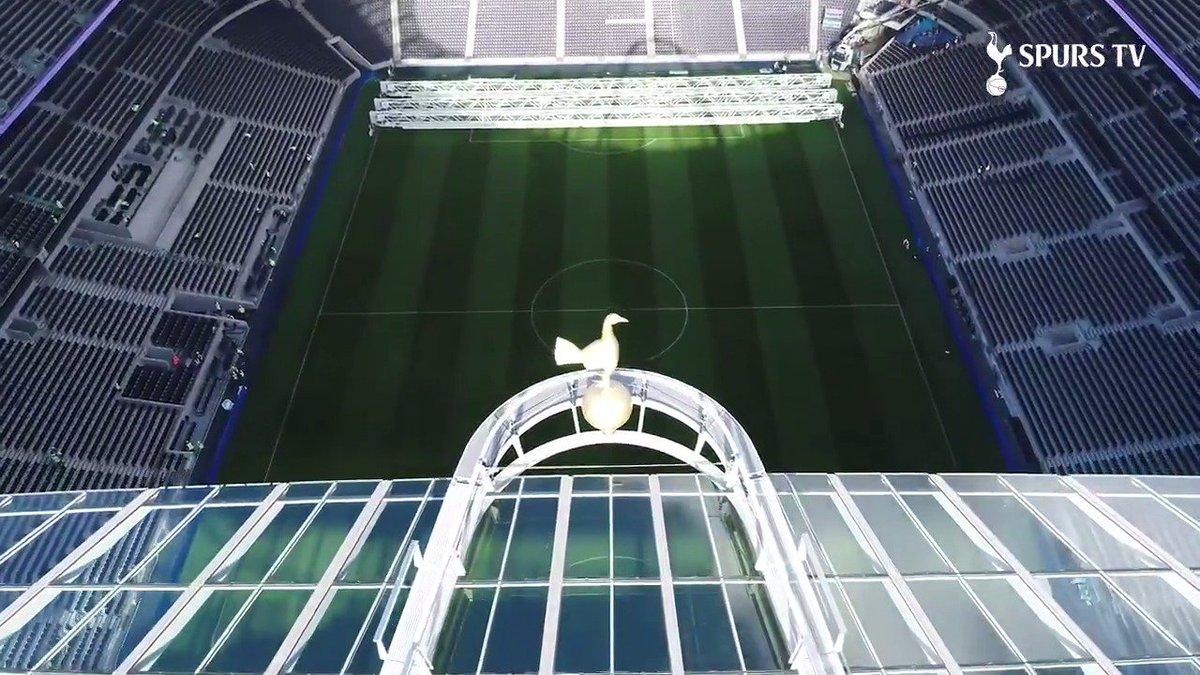 Tottenham Hotspur @SpursOfficial