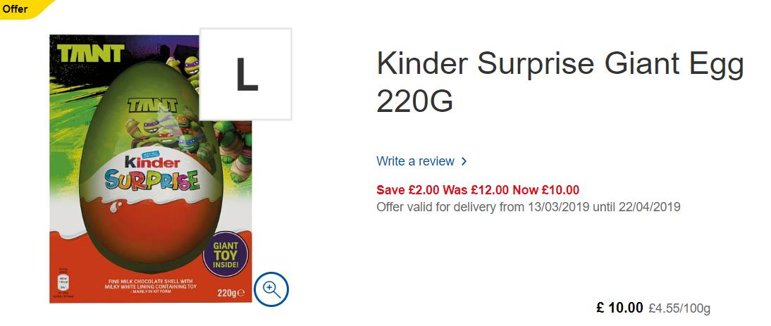 You mean one of these Soph? - Sandeep #Tesco #Offers #Easter https://www.tesco.com/groceries/en-GB/products/302808689…