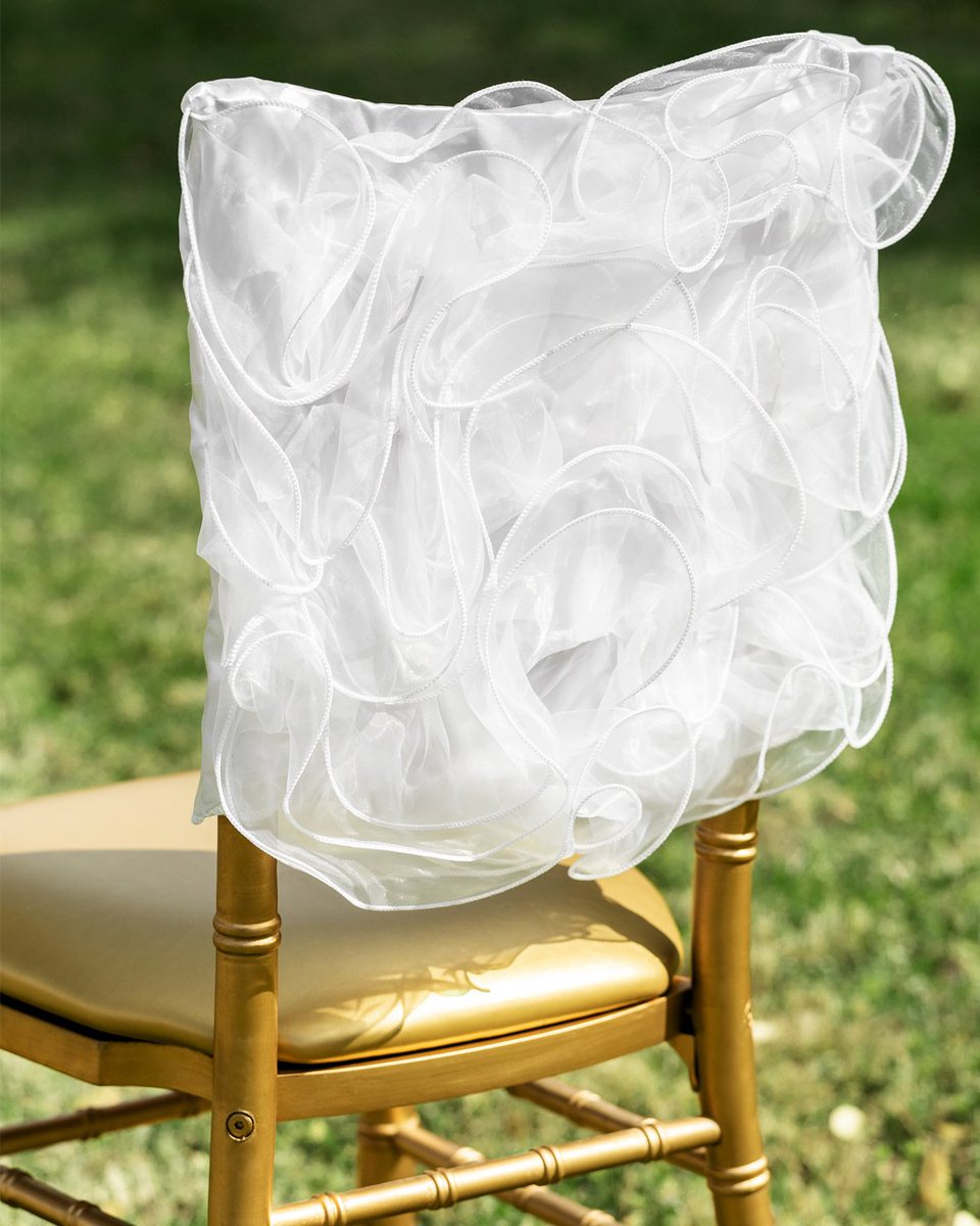 Guess what&#39;s back... We haven&#39;t stocked this in YEARS! Do you remember our Swirl Chiavari Chair Caps? Get yours:  http:// bit.ly/cvswirlcaps  &nbsp;   #weddingdecor #diywedding <br>http://pic.twitter.com/LlNeGjNyrT