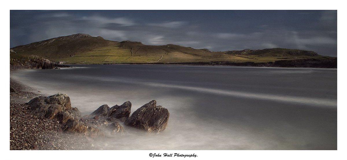 Achill Panoramic @ThePhotoHour @wildatlanticway @JustGreatPhotos @WAWHour @StormHour @why_ireland @PhotographyWx #achill #ireland #landscapephotography