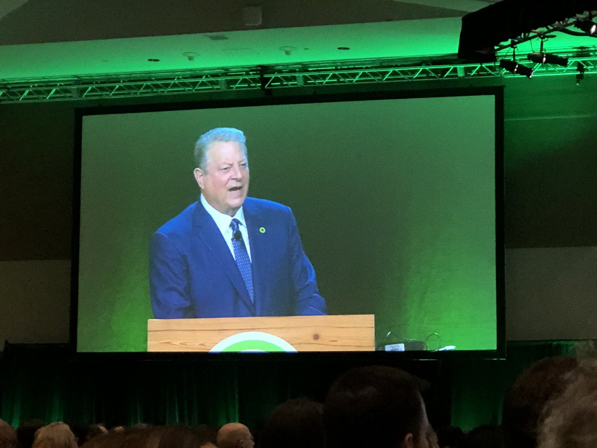 Love this theme expressed one week ago by @algore @RevDrBarber & others @ClimateReality Atlanta Training: 'Right now is the right time to do the right thing.' Let's #ActOnClimate & take #ClimateAction #Environmentaljustice #SocialJustice #LeadOnClimate #climate